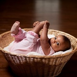 New Baby Baskets & Visits