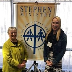 Stephen Ministry #1a