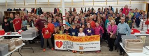 Meal Packing Event 1